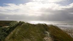 Stormy weather today (sabine1955) Tags: sturm stormy ozean northsea nordsee borkum wolken strand beach sabine1955