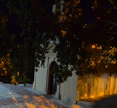Greece (mademoisellelapiquante) Tags: greece europe crete drapanos night greekorthodox orthodox church