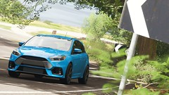Ford Focus RS (PixelGhostClyde) Tags: forza motorsport horizon fh4 turn 10 studios t10 playground games pg microsoft xbox one xb1 xbone x xb1x 4k ford performance focus rs hot hatch summer