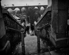 Wellington Road Steps (JEFF CARR IMAGES) Tags: northwestengland greatermanchester cityscapes streetlife