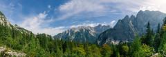 Triglav National Park (RigieNL) Tags: triglav nature mountains landscape insta instagram travel hike hiking hiker hikr panorama triglavnationalpark slovenia slovenie europe eurotrip roadtrip landschap explore explorer dreamscape sunny