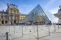 Inside Paris: Louvre (@ Long Tran) Tags: louvre paris france tvlong tvlongsp
