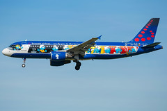 Brussels Airlines A320-214 OO-SND (wapo84) Tags: belgianicons bru ebbr a320 oosnd brusselsairlines
