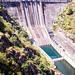 Hydroelectric dam at Grandas de Salime
