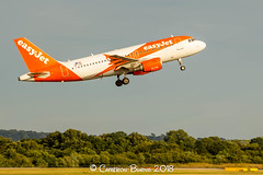 Easyjet Europe OE-LKL A319-100 (IMG_9957) (Cameron Burns) Tags: easyjeteurope easyjet europe u2 oelkl airbus airbus319 airbus319100 a319 a319100 bsl euroairport basel mulhouse freiburg switzerland orange white manchester airport manchesterairport man egcc ringway viewing park airfield aviation aerospace airliner aeroplane aircraft airplane plane canoneos550d canoneos eos550d canon550d canon eos 550d uk united kingdom unitedkingdom gb greatbritain great britain action