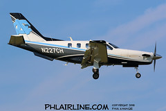 N227CH (PHLAIRLINE.COM) Tags: philadelphiainternationalairport kphl phl bizjet spotting spotter airline generalaviation planes flight airlines philly