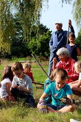 omi vertelt (regionaal landschap Schelde-Durme) Tags: waasmunster kinderen pdpo lia natuurbeleving hooiland speelnatuur landschap landbouw biodiversiteit samenwerken