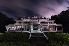 The Moses Cone Manor (NYRBlue94) Tags: manor flat top moses cone mountain blue ridge road parkway craft mile green warden light painting mansion