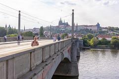 Prague (Ralph Apeldoorn) Tags: bridge brug czechrepublic mánesbridge mánesůvmost prague praha praag hlavníměstopraha tsjechië cz
