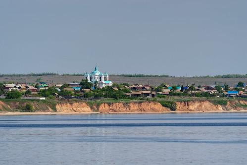 Volga River 92 ©  Alexxx Malev