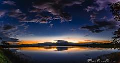 la hora azul en su esplendor. - the blue hour in its splendor (Luis FrancoR) Tags: lahoraazulensuesplendorthebluehourinitssplendor bluehour atardecer sunset blue reflects reflejos atardeceryreflejossunsetandreflectionsnew2 reflections colombia