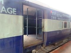 Vasco da Gama station (joegoauk73) Tags: joegoauk goa vasco da gama train railway station