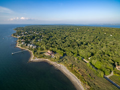 Jamestown (Seth J Dewey Photo) Tags: summer drone ocean dji phantom3 rhodeisland jamestown aerial phantom3pro sethjdeweyphotography shore unitedstates us