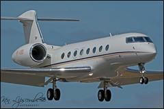 8P-ASD Gulfstream G650ER c/n 6245 ALN Bermuda Ltd (EGLF-Farnborough) 10/07/2018 (Ken Lipscombe <> Photography) Tags: 8pasd gulfstream g650er cn 6245 aln bermuda ltd eglffarnborough 10072018 farnboroughairporticaoeglfbizjetsaviationflyingtag