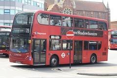 SL 12276 @ West Croydon bus station (ianjpoole) Tags: stagecoach london alexander dennis enviro 400h sn14twu 12276 working route 75 park lane fairfields hall croydon lewisham station