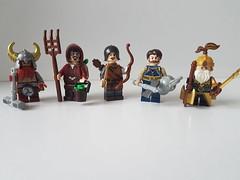 20180913_114359 (Treunsty) Tags: lego bricks medieval knight dwarf blocks bricksforge