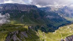 Klausenpass (Silvan Bachmann) Tags: switzerland swiss suisse glarus uri klausenpass road street mountains swissalps nature landscape sun shine clouds drone dji phantom hiking ngc breathtakinglandscape