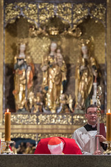 CCEE Meeting in Poznan - Poland (Catholic Church (England and Wales)) Tags: ccee meeting poznan poland solemn vespers – cathedral presiding h em card marc ouellet invited consecrated people