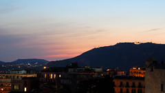 (albertozuppardi) Tags: landscape castle travel italy night europe water sea naples tourism view summer blue city cityscape vacation mediterranean background urban architecture coast bay port mountain landmark vesuvius italian volcano harbor coastline scenic famous sky napoli panoramic aerial seaside buildings ocean beautiful mergellina mount building marina campania gulf coastal journey posillipo locations