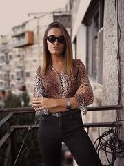 (Vako Darispanashvili) Tags: girls huawei p10 leica mobile sunglasses