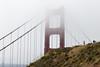 Golden Gate Bridge Overlook