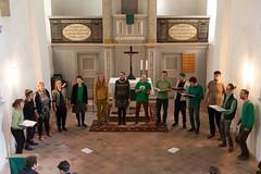 Bestaussehendster Chor in Pödelwitz