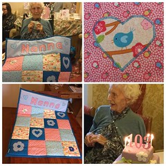 Personalised Gifts Ideas : Personalised patchwork quilts handcrafted to order #patchwork #personalisedgift … (mygiftslist) Tags: gifts