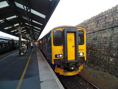 150263 Truro (Marky7890) Tags: gwr 150263 class150 sprinter 2f91 truro railway cornwall cornishmainline train