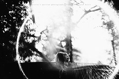 Taking a rest! (privizzinis passion photography) Tags: blackandwhite people outdoors light backlight sunflare lighting hair boy child children childhood