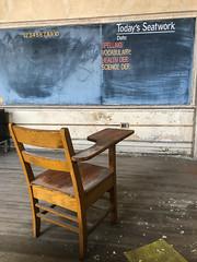 IMG_3065 (ripearts) Tags: urbex urbandexploration bando abandoned abandonedschool jwcooper abandonedpa urbexer urban exploration school