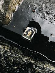 (@Parallaxus) Tags: iphonex italy florence street portrait cobblestone vsco