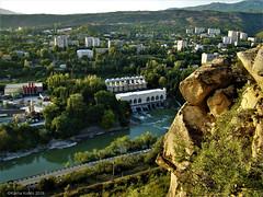 View of Zahesi, Georgia