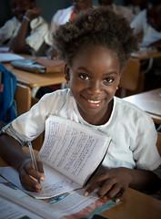 education (mariolasobol) Tags: learn empowergirls education africa angola educationfirst riseinternational portrait beautiful kids children smile africanchildren educationforall humble newschool school
