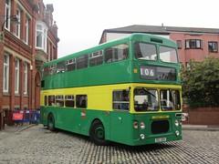 Transit H106 RDC106R High St, Hull attending Big Bus Day 2018 (3) (1280x960) (dearingbuspix) Tags: eyms eastyorkshire preserved goahead 106 bigbusday bigbusday2018 transit h106 rdc106r