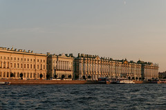 Saint Pétersbourg - L'ermitage -  Санкт Петербург - Эрмитаж