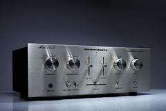 Marantz 1072 Stereo Amplifier (oldsansui) Tags: 1970 1978 1970s audio classic marantz stereo receiver amplifier amp retro vintage sound hifi design old radio music audiophile analog seventies 70erjahre electronic solidstate