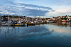 Early morning Brixham (Steve M Photography) Tags: brixham devon seascape seaside port harbour england resort vacation southcoast torbay coastal boats nautical sea sailing waterreflections