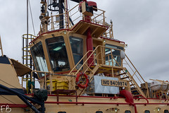 Svitzer Amazonas (frisiabonn) Tags: vehicle ship water wirral liverpool england uk britain marine vessel river mersey merseyside sea shore waterfront maritime boat outdoor svitzer tug tugboat amazonas bramley moore dock harbour
