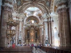 Innsbruck Cathedral 195TmD2 (Andras Fulop) Tags: innsbruck austria tarvel nikon church kirche