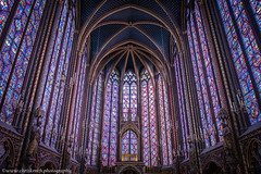 Sainte-Chapelle (www.chriskench.photography) Tags: craftsmanship france stainedglass 18135 paris travel xt2 art history architecture cities windows wwwchriskenchphotography fujifilm europe fr