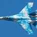 Ukrainian Air Force Su-27P Flanker 58 Blue