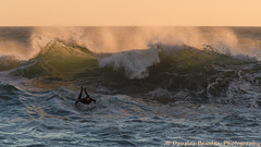 Surfing at Sunset (Douglas Bawden Photography) Tags: douglasbawdenphotography surfing rodeobeach pacificocean marincounty canonprofessional teamcanon canonusa sportsphotography professionalphotographer sunset waves ggnra