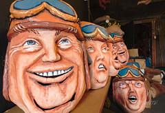 2018 Buskers in the Burg, Workshop (Dennis Valente) Tags: 2018 buskersintheburg workshop papermache washington mask art usa trump 5dsr puppet ellensburg pnw donaldtrump puppetry giantpuppet