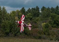 DSB_3731 (Copy) (pandjt) Tags: gatineau quebec airshow aéroportexécutifgatineauottawa aero aerogatineauottawa aerogatineauottawa2018 aircraft airplane aviatpittsspecial pittsspecial aerobaticbiplane biplane cgnwf