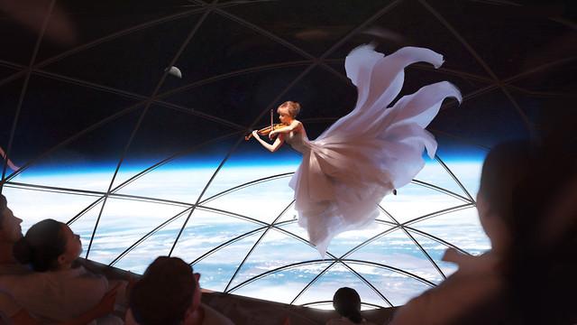 A performance inside BFR