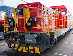 20180922-FD-flickr-0004.jpg (esbol) Tags: railway eisenbahn railroad ferrocarril train zug locomotive lokomotive rail schiene tram strassenbahn
