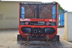Train train quotidi1 (HBA_JIJO) Tags: streetart urban graffiti paris art france hbajijo painting peinture spray stime urbain train coffret armoire