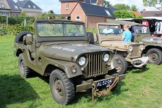 1956 Nekaf M38 A1 1/4 ton
