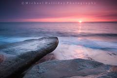 Old Hartley (Michael Halliday) Tags: hitech lansdcape morning nikkorafs2470f28ged nikon nikond750 oldhartley rocks sea seascape sunrise water