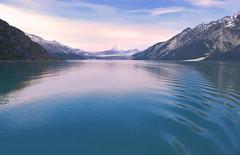 Glacier Bay, Alaska (die Augen) Tags: alaska glacier canon sl2 bay park mountain water sky clouds